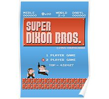 Super Brothers Poster