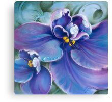 """The Violet"" Canvas Print"