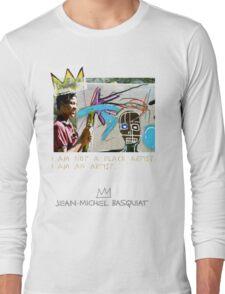 I am not a black artist Long Sleeve T-Shirt