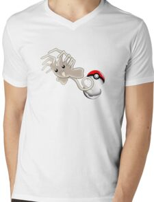 Xenomon Mens V-Neck T-Shirt