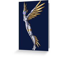 Winged Victory Greeting Card