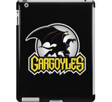 Retro Gargoyles iPad Case/Skin