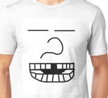 El ugly Face Unisex T-Shirt