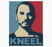 Kneel Befor Zod Kids Tee