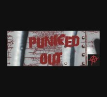 Punked Out T Shirt by Gallimorestudio
