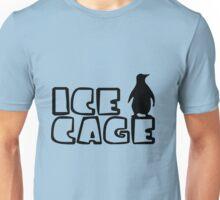Ice Cage Penguin Unisex T-Shirt
