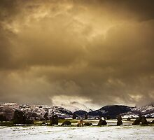Castlerigg in December by Rob Sutherland