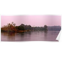 Whitlingham great broad nature reserve Poster