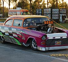 50's Cruzin by Paul Michelson