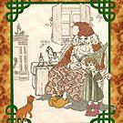 Kris Kringle's Kitty II by redqueenself