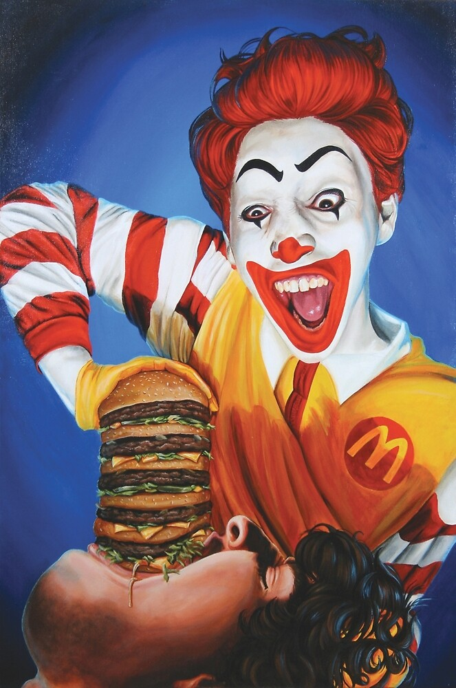 Happy Meal by Kelly  Gilleran