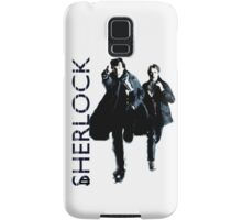 Sherlock Holmes and Doctor Watson! Samsung Galaxy Case/Skin