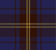 00354 Sligo County District Tartan by Detnecs2013