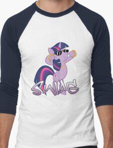 Twilight Swag Men's Baseball ¾ T-Shirt