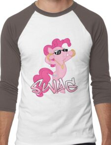 Pinkie Swag  Men's Baseball ¾ T-Shirt