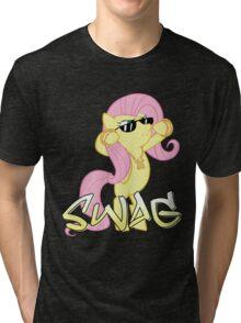 Flutter Swag Tri-blend T-Shirt