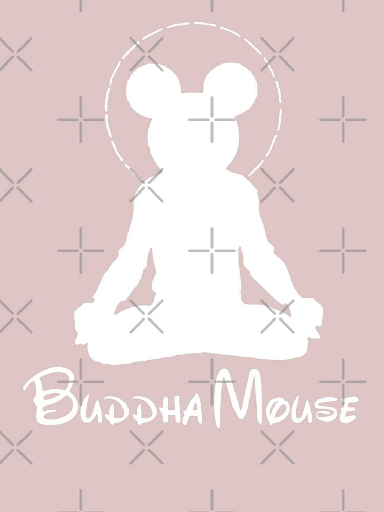 buddha mouse by derP