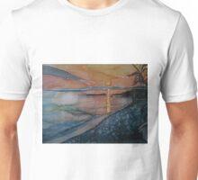 A Greek Sunset Unisex T-Shirt