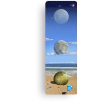 Cosmic Playground Canvas Print