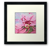 """The Peony"" Framed Print"