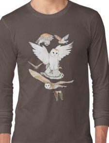 A Parliament of Owls Long Sleeve T-Shirt