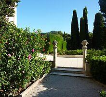 A Garden In Paradise 1 by Fara