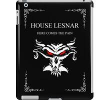 House Lesnar iPad Case/Skin