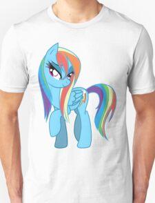 Wet Mane Rainbow Dash T-Shirt