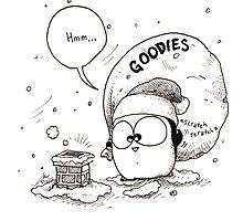 Fat Penguin's Fat Goodie Bag by afatpenguinshop