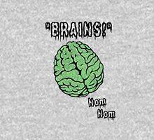 Brains! Zombie Apparel Long Sleeve T-Shirt