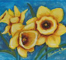 Daffodil by mhbrady