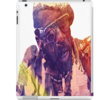 Commandant iPad Case/Skin