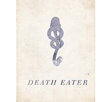 Death Eater Photographic Print