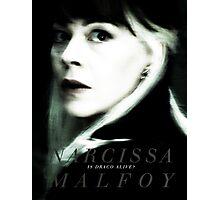 Narcissa Malfoy Photographic Print