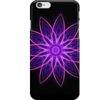 Fractal Flower Purple -  iPhone Case/Skin