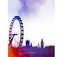 london Photographic Print