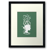 A Crown for Dreaming Framed Print