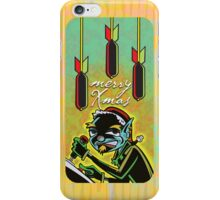Cracka christmas elf iPhone Case/Skin