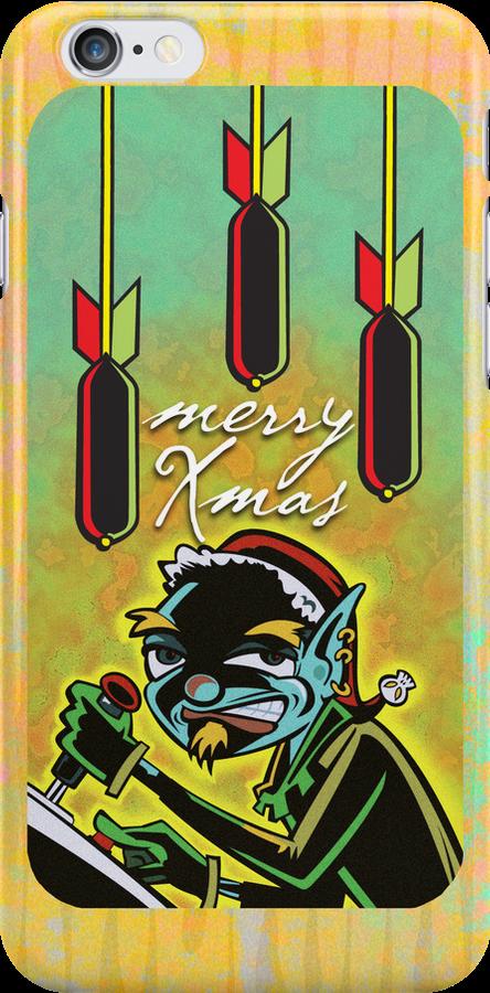 Cracka christmas elf by KenRinkel