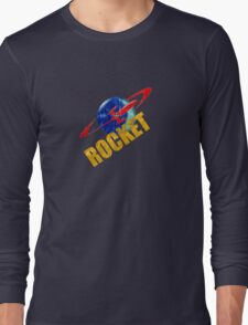 ROCKET VINTAGE 2 Long Sleeve T-Shirt