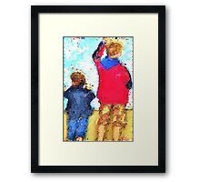 The Fish of Malawi Framed Print