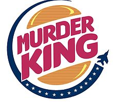 MURDER KING by FREE T-Shirts