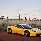 Ferrari 458 Italia by Jan Glovac Photography