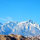 Mt. Whitney by HeavenOnEarth