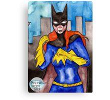 Gotham Babe #3 Canvas Print