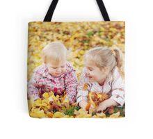 Autumn Princesses Tote Bag