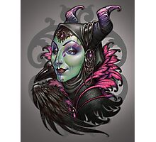 Mistress of Evil Photographic Print