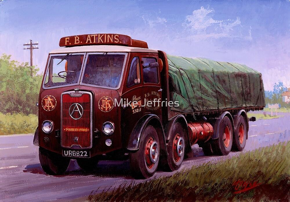 Atkins' Atkinson. by Mike Jeffries