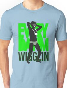Every Day I'm Wigglin T-Shirt