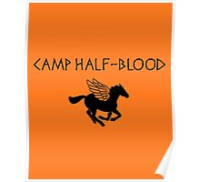 Camp Half-Blood Poster
